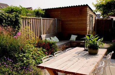 Tuinontwerp voor een kleine tuin